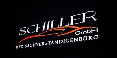 Kfz Sachverständigenbüro Schiller GmbH - Fellbach - Logo
